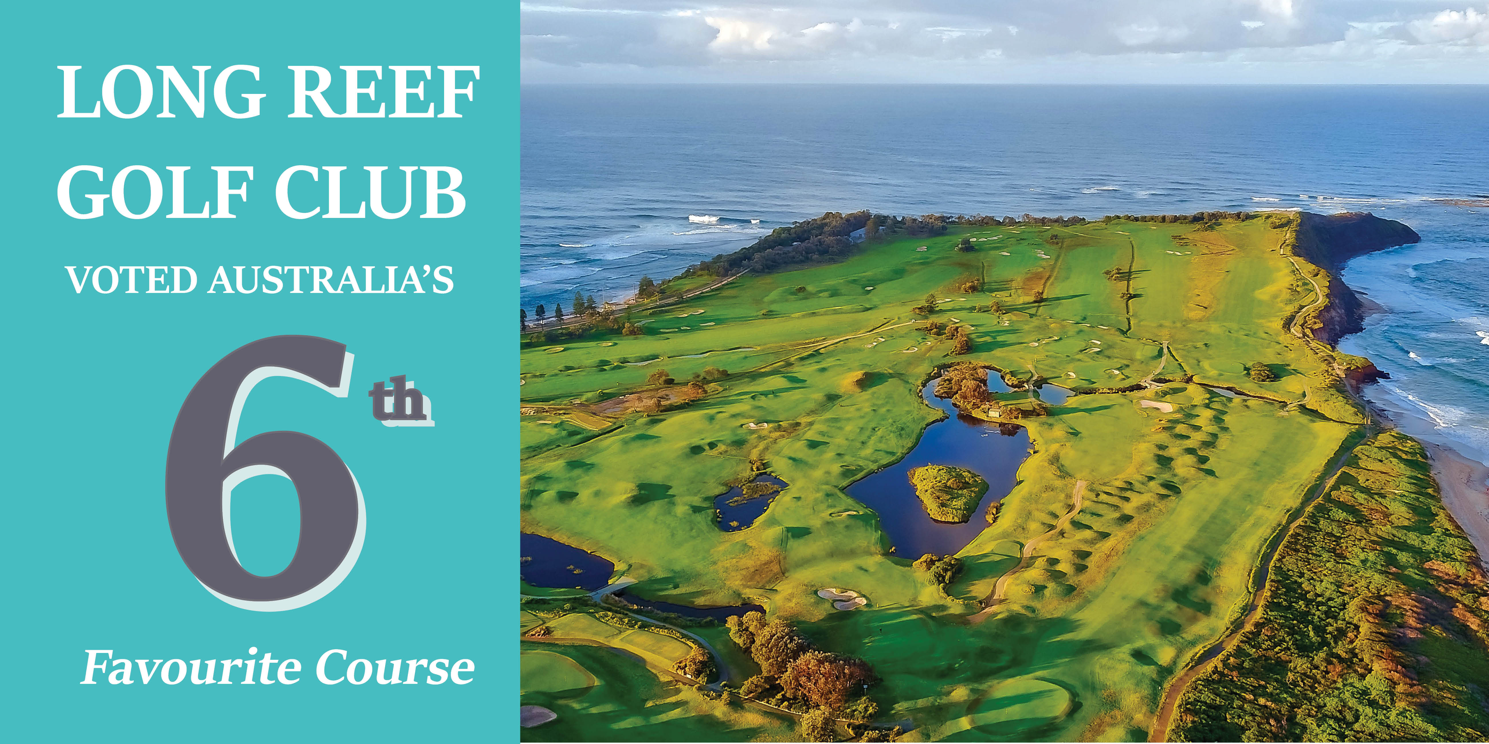 Image result for long reef golf club