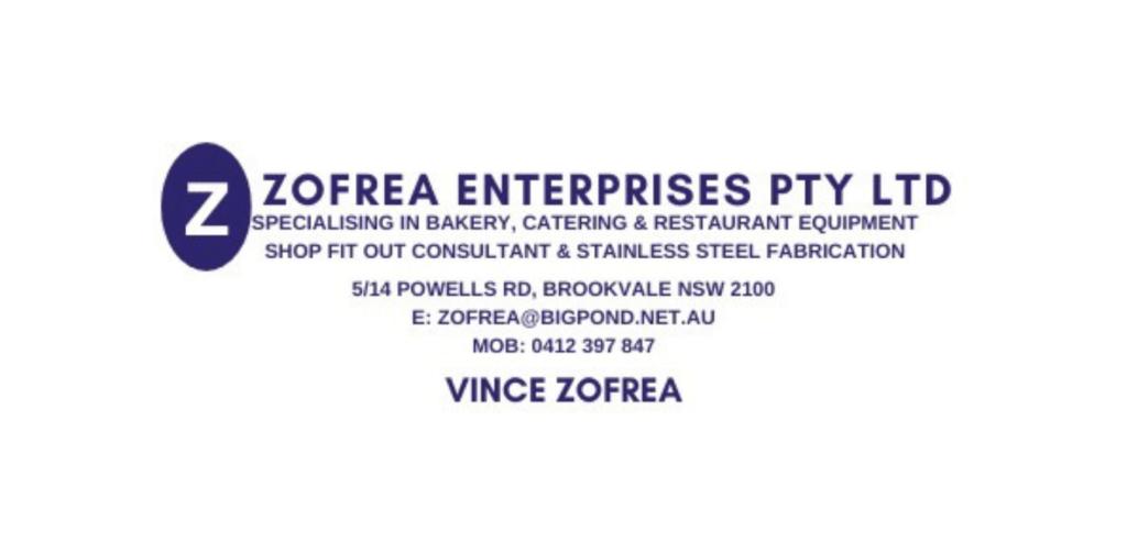 Zofrea Enterprises Pty Ltd